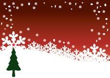 Bacground de la Navidad Imágenes de archivo libres de regalías