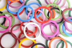 Bacground dei braccialetti Immagine Stock Libera da Diritti