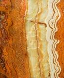 Bacground del mármol de ónix Foto de archivo