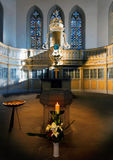 Bach Church, Arnstadt, Thuringia, Germany Stock Photography