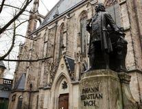 Bach di Johan Sebastian Fotografia Stock