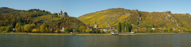 Bacharach Stock Image
