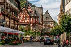Bacharach en Allemagne Photos libres de droits