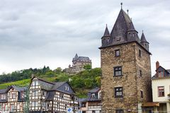 Bacharach, Germany Stock Photos