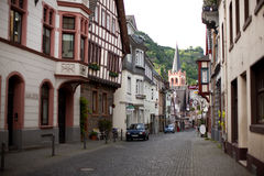 Bacharach Germany Stock Photography