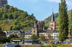 Bacharach, Germany Stock Images