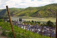 Bacharach, Rhein Royalty Free Stock Image