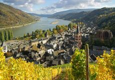 Bacharach Stock Photos