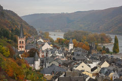 Bacharach, Rhine Valley, Germany Royalty Free Stock Images