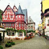 Bacharach Royalty Free Stock Images