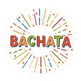Bachata illustration de vecteur