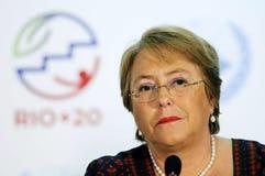 Bachelet van Michelle royalty-vrije stock foto's