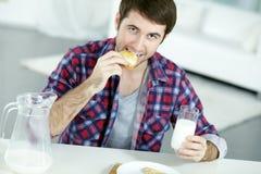 Bachelor'€™sontbijt royalty-vrije stock fotografie