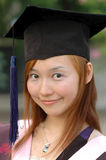 Bachelor of china. Outstanding undergraduate students to obtain Stock Photography