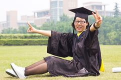 Bachelor of China Stock Images