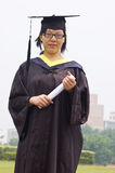 Bachelor of China Stock Photo
