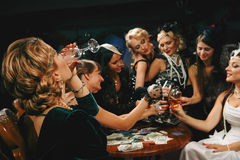 Bachelorette party Stock Photos