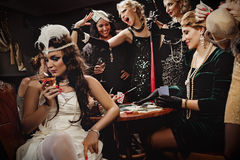 Bachelorette party Royalty Free Stock Photo