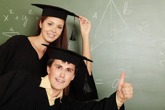 Bachelors Royalty Free Stock Photos