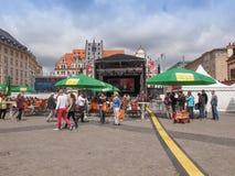 Bachfest Λειψία Στοκ φωτογραφία με δικαίωμα ελεύθερης χρήσης