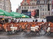 Bachfest Leipzig Imagenes de archivo