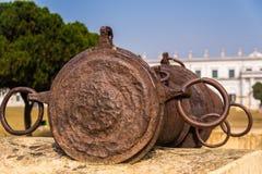 Bachhawali Tope cannon Royalty Free Stock Image