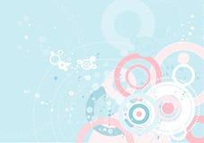 Bachkground dulce, vector Stock de ilustración