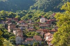 Bachkovo village, Bulgaria stock photos