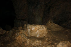 Bacho Kiro cave Royalty Free Stock Image