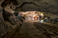 In Bacho Kiro Cave Stock Images