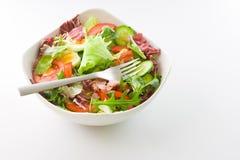 Bacia da salada Imagem de Stock Royalty Free