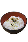 Bacia de arroz Fotografia de Stock Royalty Free