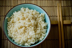 Bacia de arroz fotos de stock