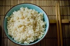 Bacia de arroz Fotos de Stock