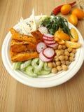Bacia de buddha do vegetariano Fotos de Stock Royalty Free