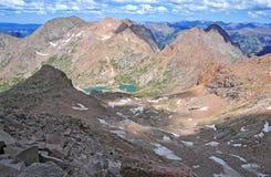 Bacia de Chicago, Colorado Rockies Imagem de Stock