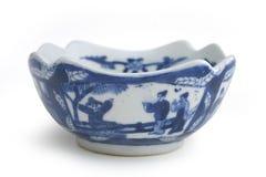 Bacia de China Fotografia de Stock Royalty Free