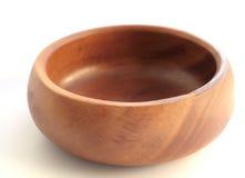 Bacia de madeira Foto de Stock