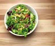 Bacia de salada Imagens de Stock