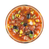Bacia de salsa Imagem de Stock Royalty Free