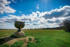 Bacia de Scythian Imagem de Stock Royalty Free