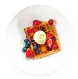 Bacia de sobremesa Fotos de Stock Royalty Free