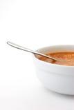 Bacia de sopa Imagens de Stock