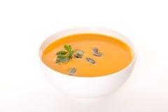Bacia de sopa Foto de Stock