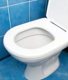 Bacia de toalete Imagem de Stock Royalty Free