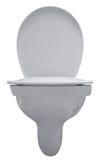 Bacia de toalete Imagens de Stock