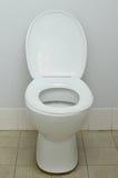 Bacia de toalete público sujo suja Fotos de Stock Royalty Free