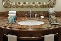 Bacia do lavabos Fotos de Stock Royalty Free