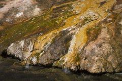 Bacia preta da areia Imagens de Stock Royalty Free