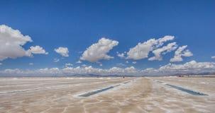 Bacias de sal de Grandes dos Salinas Foto de Stock Royalty Free